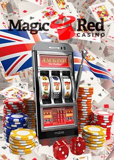 New Player Bonus at Magic Red Casino classiconlinearcade.com